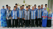 Bergambar Kenangan Bersama Tuan Yang Terutama Pulau Pinang