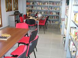"""Biblioteca Pública """"Antonio Horrillo Arias"""""""