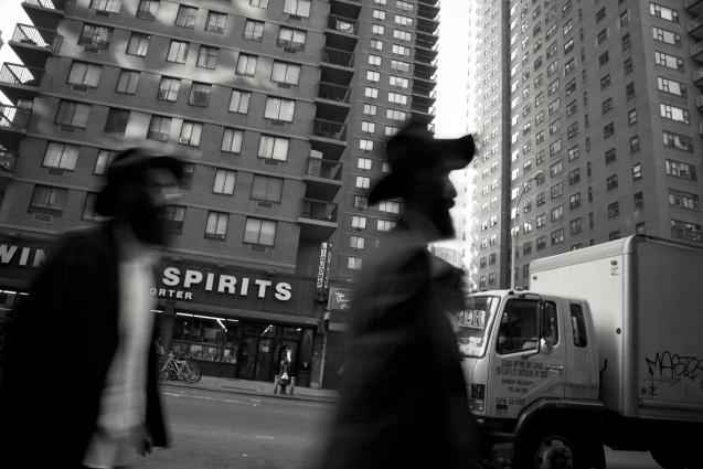 Caminando por N.Y.