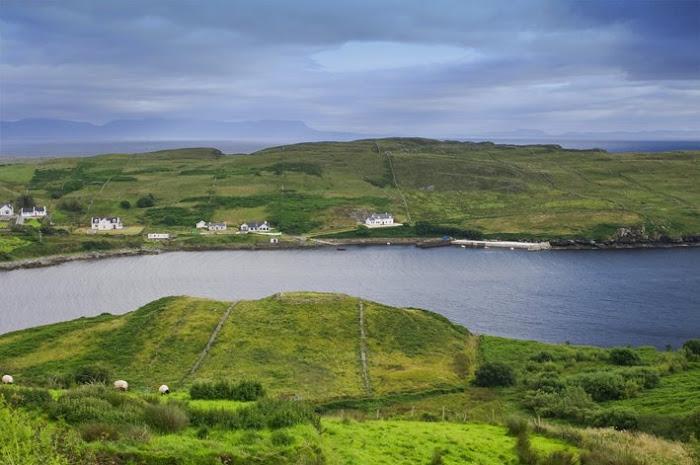 De un viaje a Irlanda