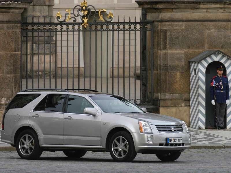 Auto Car Spec Cadillac Srx Euro 2005 Pictures Cadillac 2005 Pictures