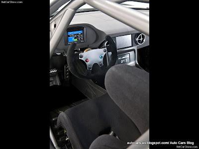 2011 Mercedes Sls Amg Gt3. Mercedes-Benz SLS AMG GT3 2011