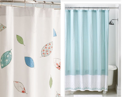 Living the Swell Life: operation shower curtain