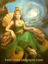 Kanjeng Ratu Kidul, mitos?
