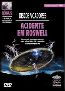 Documentário O Caso Roswell Brasileiro – Dublado