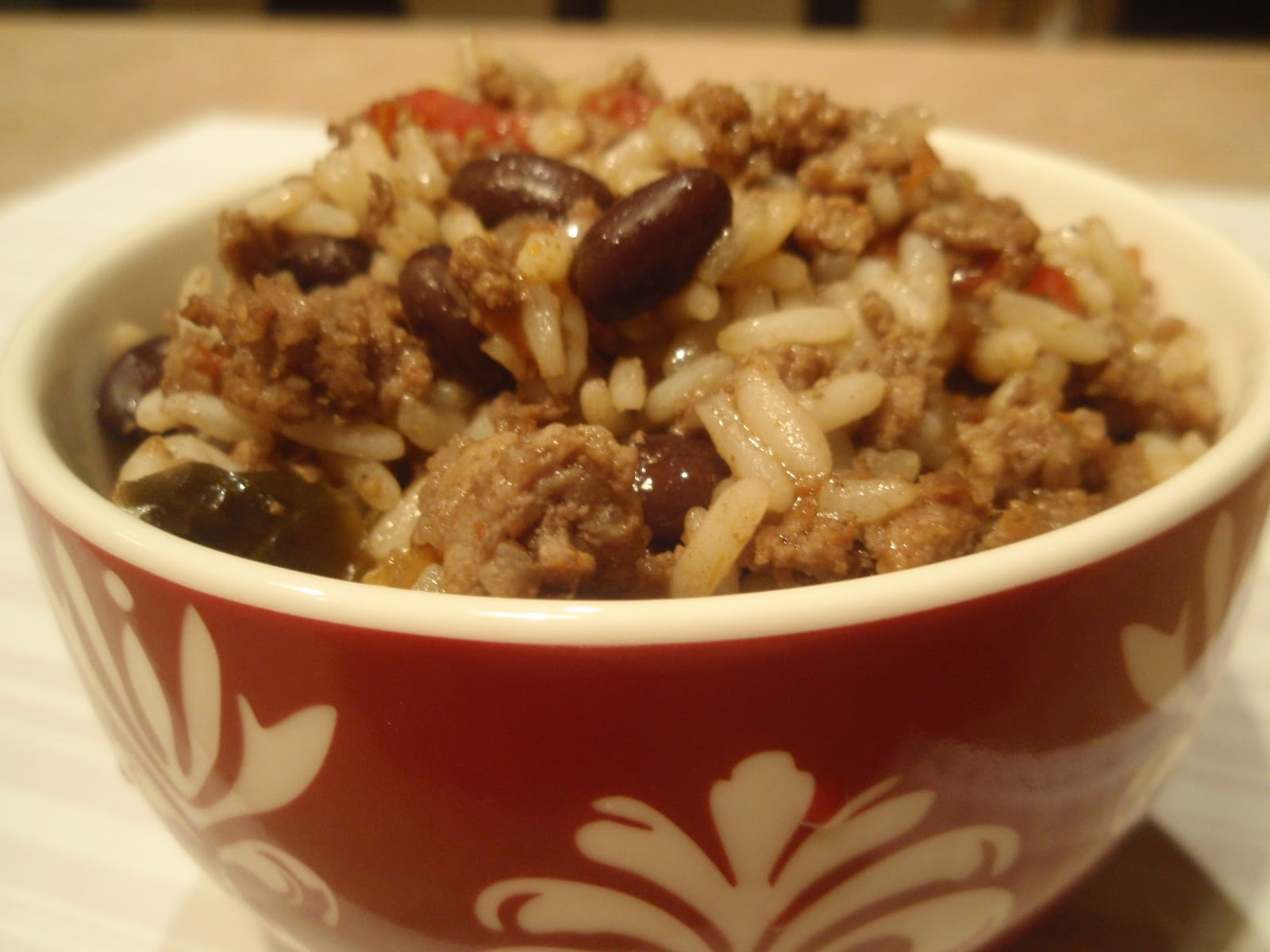 dirty rice - My Kitchen Addictions