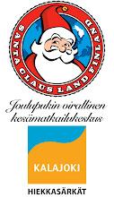 Joulupukki ja Kalajoen Hiekkasärkät