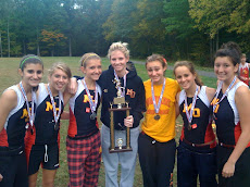 MOXC Varsity Girls A Race Champs--Brett Taylor Invitational