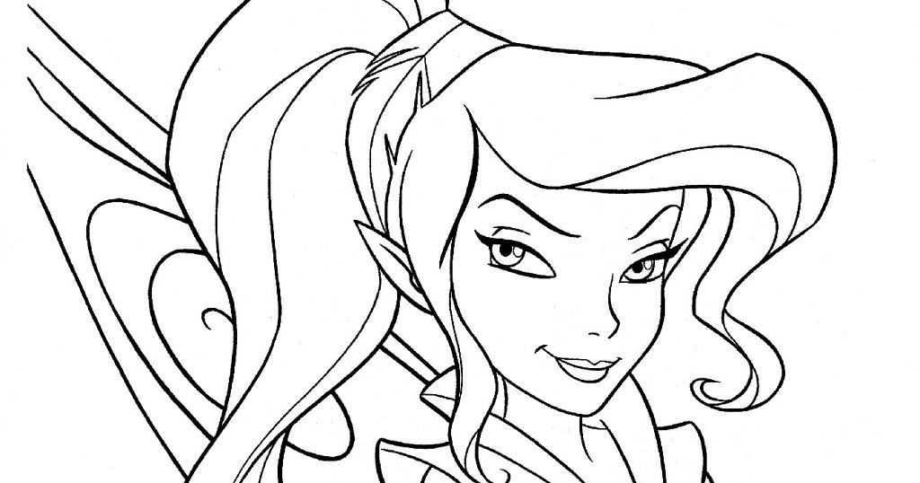 Disney fairy vidia coloring pages best coloring pages for Vidia fairy coloring pages