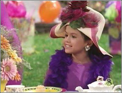selena gomez pictures as a baby