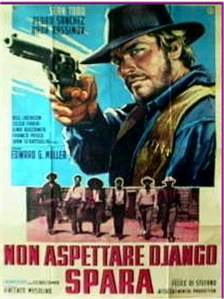 Don t Wait, Django... Shoot! movie