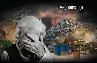 time runs out