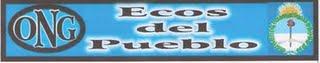 ECOS DEL PUEBLO - ONG