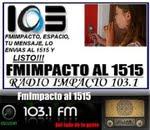 En Cacharí escuchamos FM IMPACTO