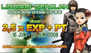 event rf