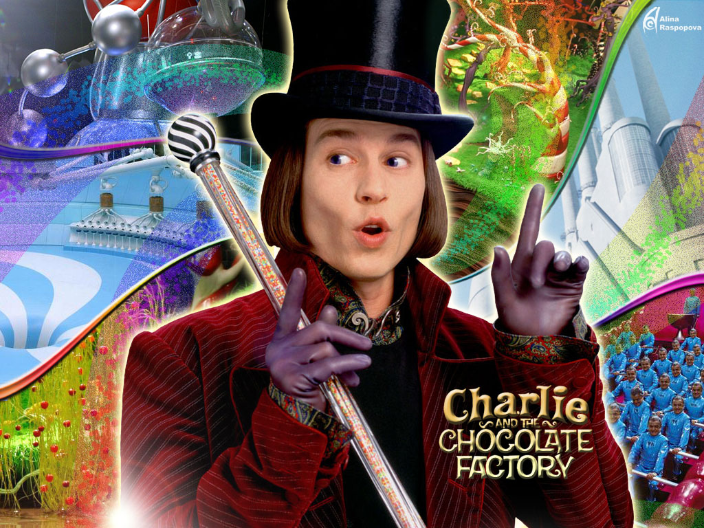 Cooking with the Movies: Charlie and the Chocolate Factory