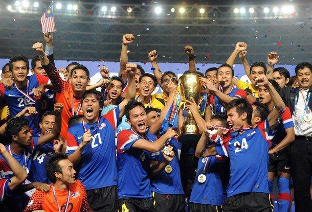 Malaysia Juara Piala AFF 2010