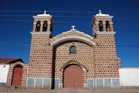Iglesia de Desaguadero (lado boliviano)