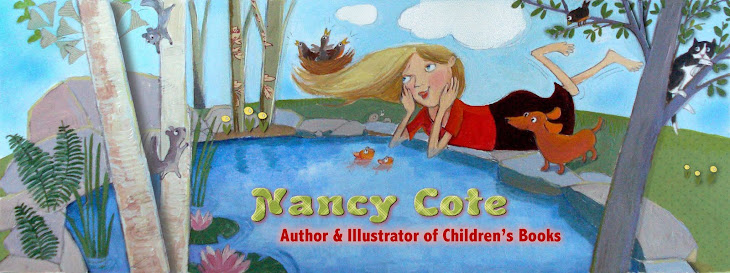 Nancy Cote  Author/Illustrator of Children's Books