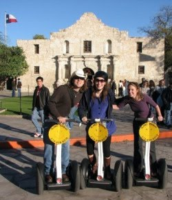 Segway tour guides 2008