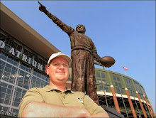 Mr. Lambeau at Lambeau