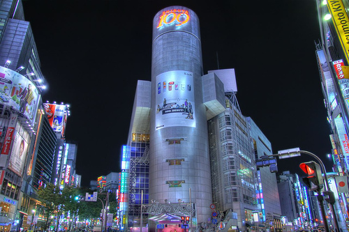 [Abierto] Escaparates Shibuya-109