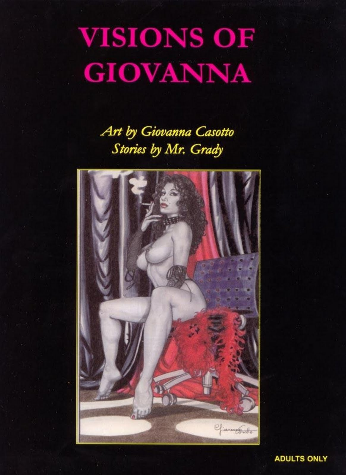 Labels: Adult Comix, giovanna