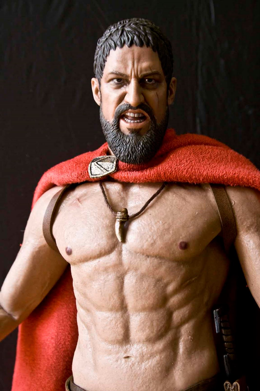 Doons Dungeon: Hot Toys Leonidas 300 Review Pt 2
