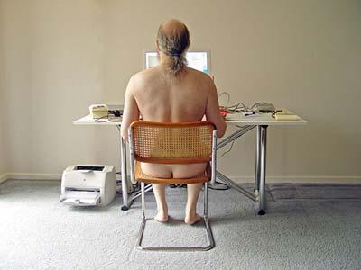 programar desnudo