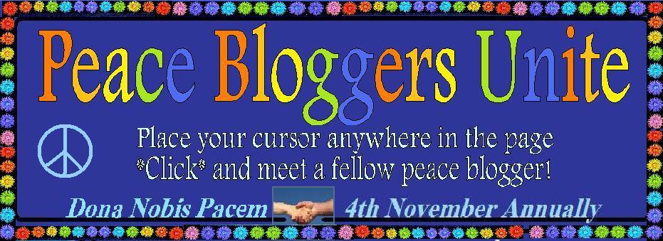 Peace Bloggers Unite