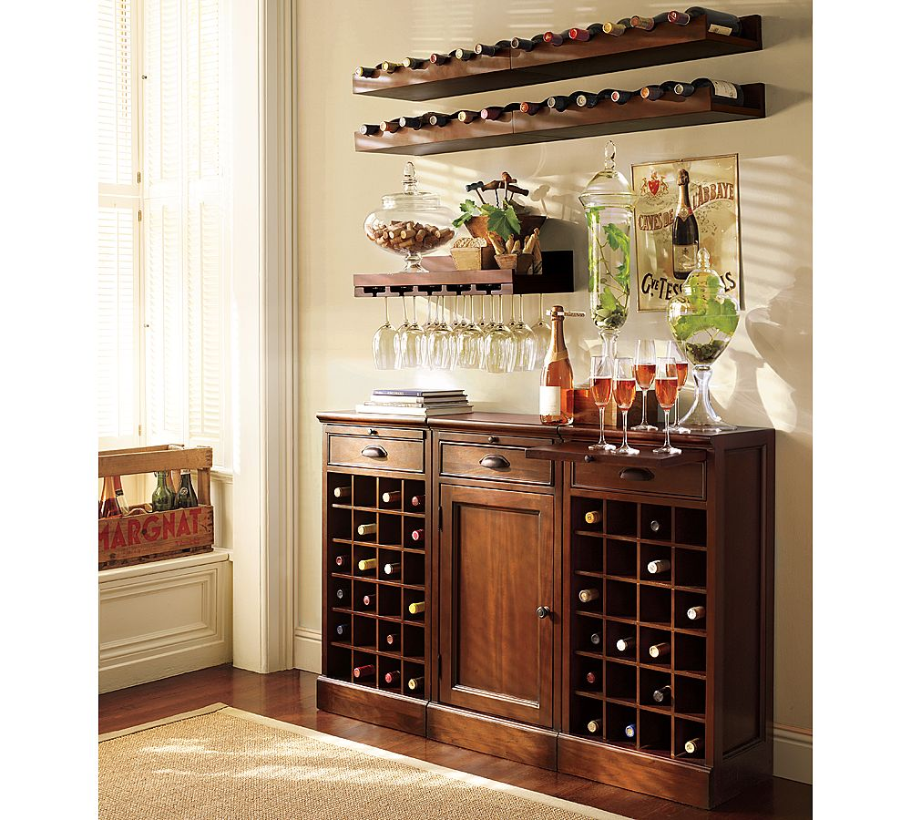 Pottery Barn Wine Bar Buffet