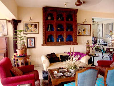 Bollywood celebrity homes interiors decorated