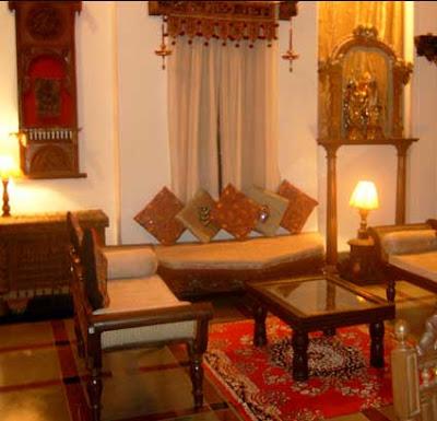 Ethnic Indian Decor Ethnic Resort Of Hyderabad The Alankrita Resort