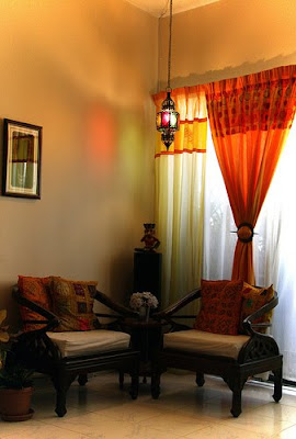 Ethnic indian decor ethnic home in dubai for Ethnic home decor