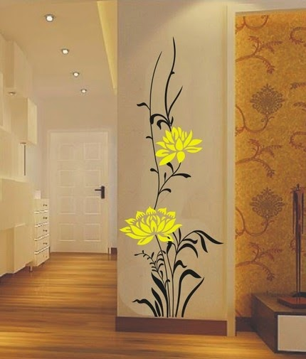 Ethnic Indian Decor: Wall decals