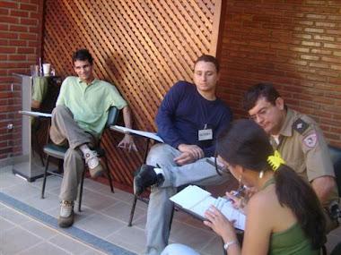 Reunião de Menbros Consultivos