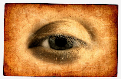 A Leonardo Eye