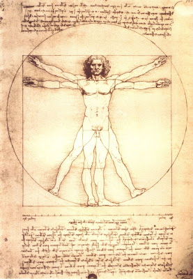 Vitruvian Man - click to enlarge