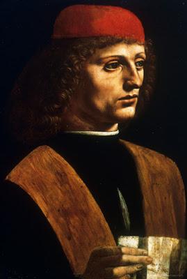 clicca per leggere Leonardo, o Michelangelo