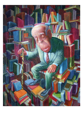 Borges e i suoi lbri