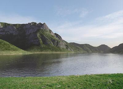 My lake, your lake
