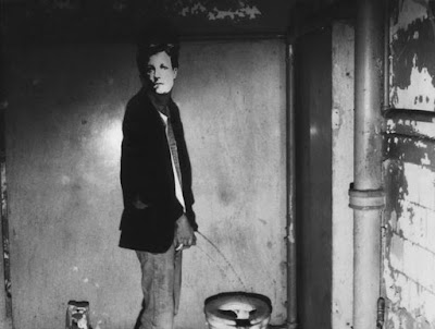 Photocomposition of Rimbaud by Wojnarowicz
