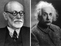 Frued & Einstein