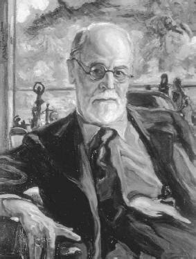 Freud - ritratto