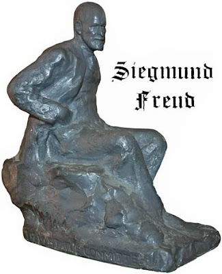 Statua di Freud