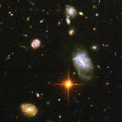 esplosione stellare