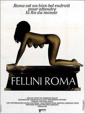 Poster francese di ROMA