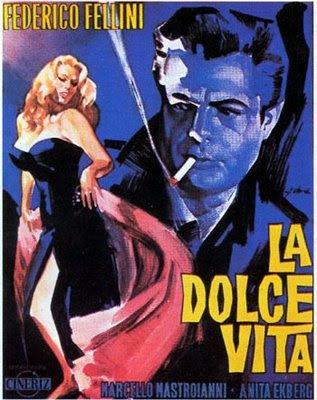 Poster of La Dolce Vita
