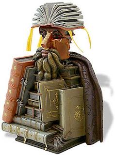Archimboldi's bookish obsession