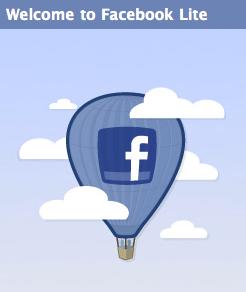 facebokk lite logo, menyerupai twitter